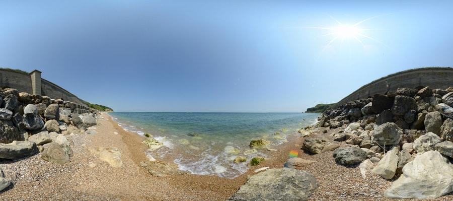 ortona Spiaggia di Punta Ferruccio