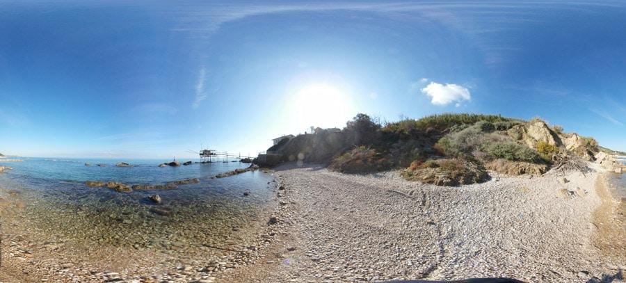 scatto Spiaggia Punta Tufano
