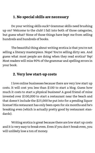 How To Write Erotica: Scrivener Review
