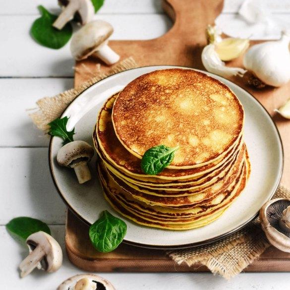 Potato Pancakes from Vonnas