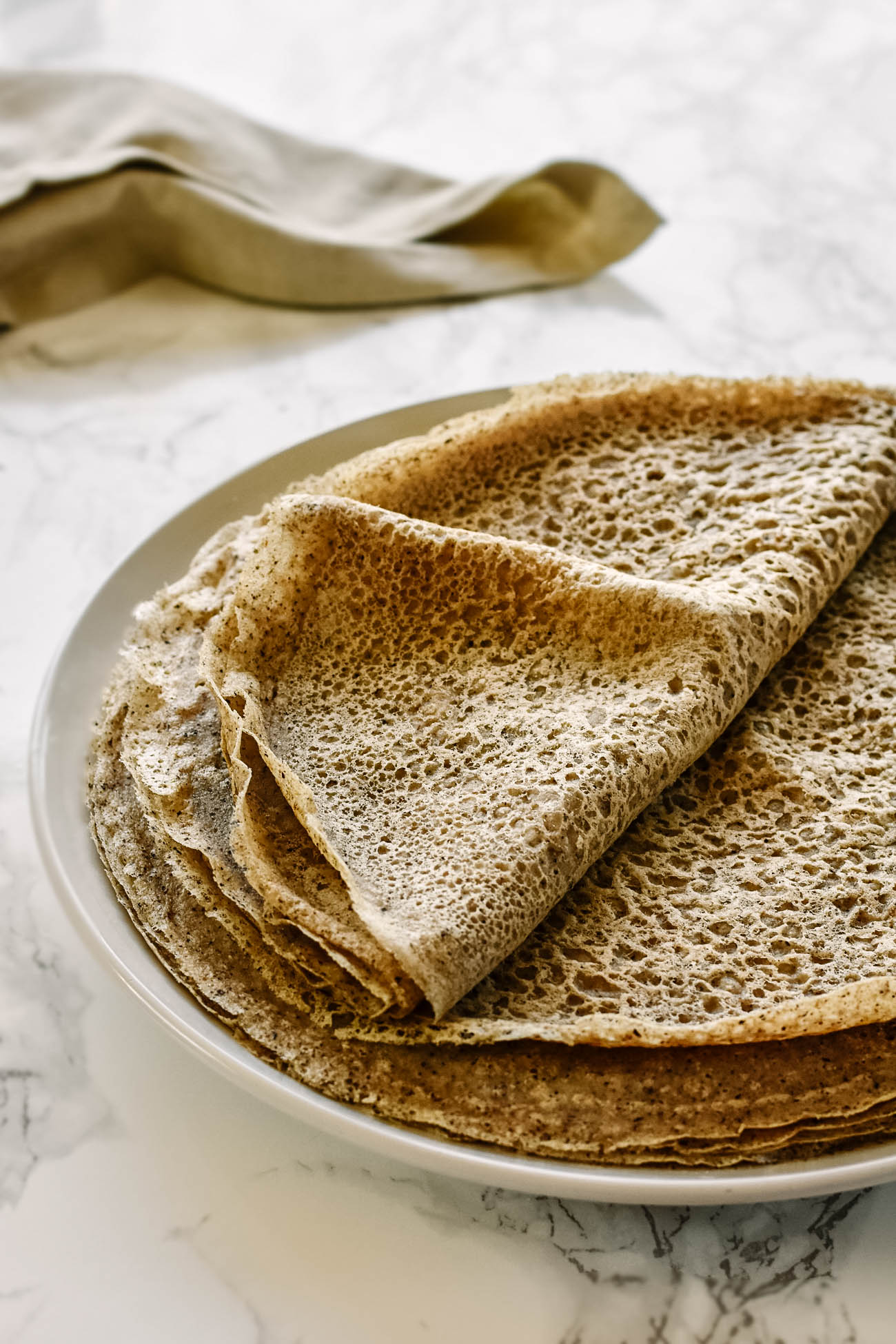 Buckwheat Crepes From Brittany Gluten Free Pardon Your French