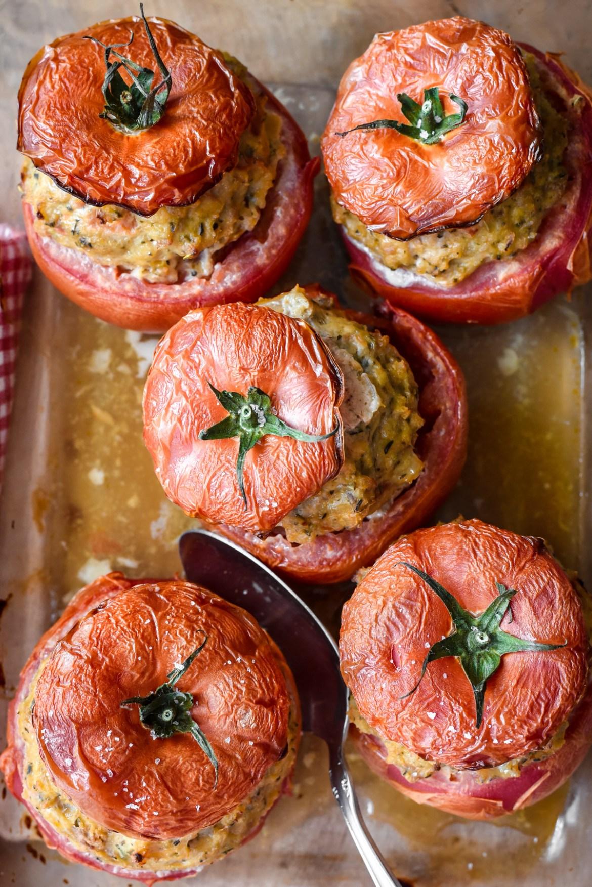 Classic Tomates Farcies