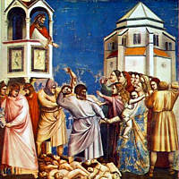 H σφαγή των νηπίων τής Βηθλεέμ