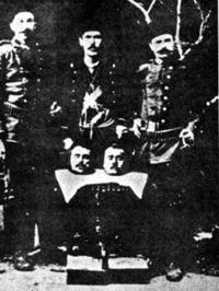 Κεφάλια Αρμενίων ως «τρόπαια»