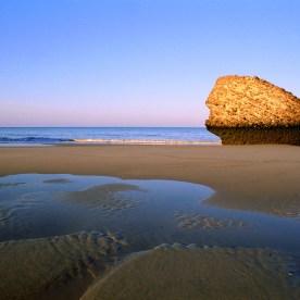 mejores playas para estrenara sandalias paredes