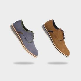 Zapato Corvina Casual Paredes