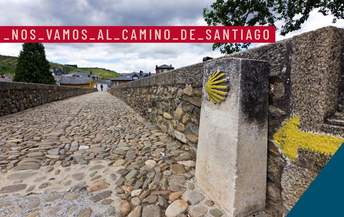 Calzado recomendado para el Camino de Santiago