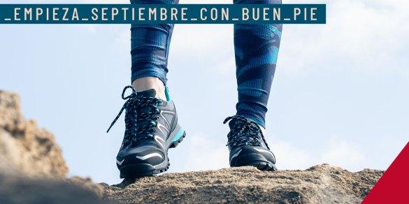 Zapatillas Trekking Paredes Coleccion Otoño Invierno 2019 2020