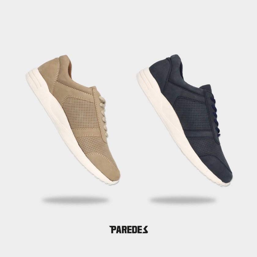 zapatillas paredes colección primavera 2020 Tech