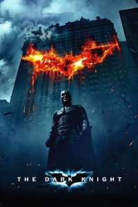 "Poster for the movie ""The Dark Knight"""