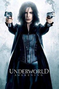"Poster for the movie ""Underworld: Awakening"""