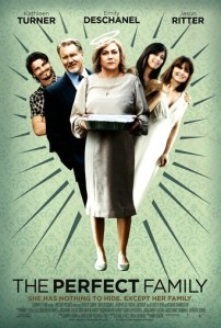 """Poster for the movie """"The Perfect Family"""""""