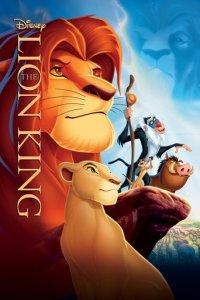 """Poster for the movie """"The Lion King"""""""