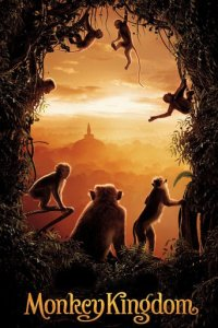 "Poster for the movie ""Monkey Kingdom"""