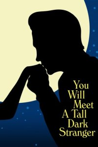 "Poster for the movie ""You Will Meet a Tall Dark Stranger"""