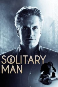 "Poster for the movie ""Solitary Man"""