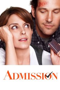 "Poster for the movie ""Admission"""