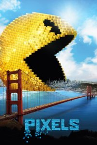 """Poster for the movie """"Pixels"""""""