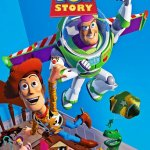"""Poster for the movie """"Toy Story"""""""