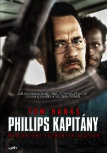 "Poster for the movie ""Captain Phillips"""