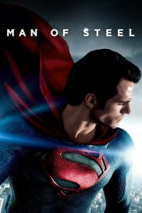 """Poster for the movie """"Man of Steel"""""""