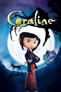 "Poster for the movie ""Coraline"""