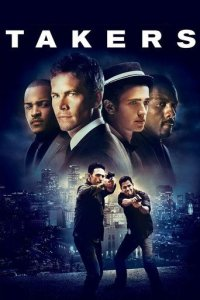 """Poster for the movie """"Takers"""""""