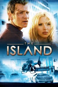 """Poster for the movie """"The Island"""""""