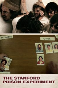 """Poster for the movie """"The Stanford Prison Experiment"""""""