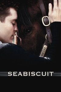 "Poster for the movie ""Seabiscuit"""