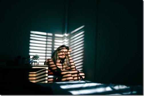 Stress (photo de Xavier Sotomayor)