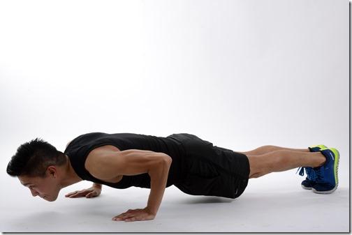 Relâcher la pression avec de l'exercice : 10 pompes suffisent