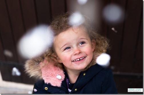 La photographie d'enfant