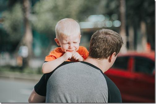 Les enfants ont plus de mal à gérer leurs émotions, c'est normal !