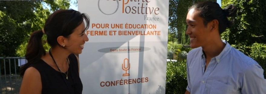 Cover Interview Edna La Famille Positive Discipline Positive