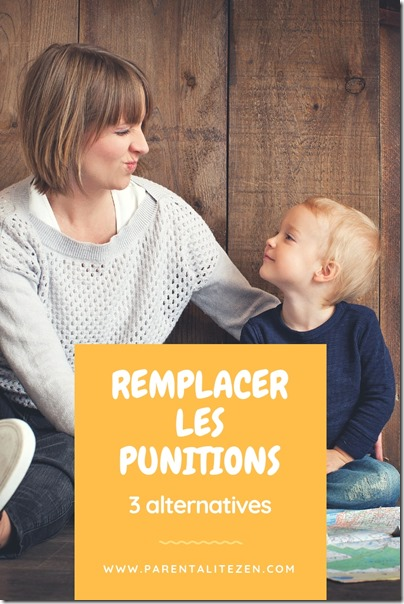 Les alternatives aux punitions