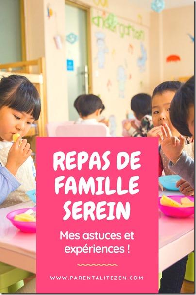 Pinterest Repas de famille serein
