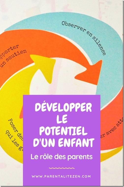 Pinterest - développer le potentiel d'un enfant