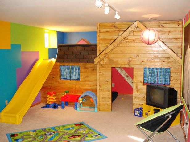 Fun Playroom for kids