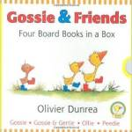 Gossie and Friends Board Book Set