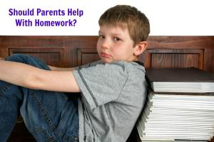 Should Parents Help With Homework?