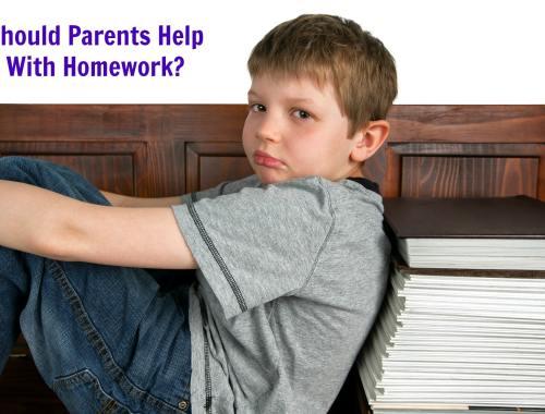 8 Ways Parents Can Help With Homework