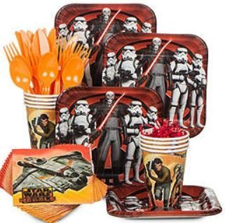 Star Wars Rebels Standard Kit (Serves 8)