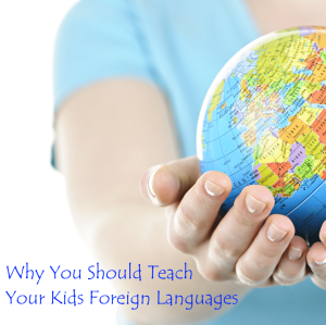 Kids Foreign Languages
