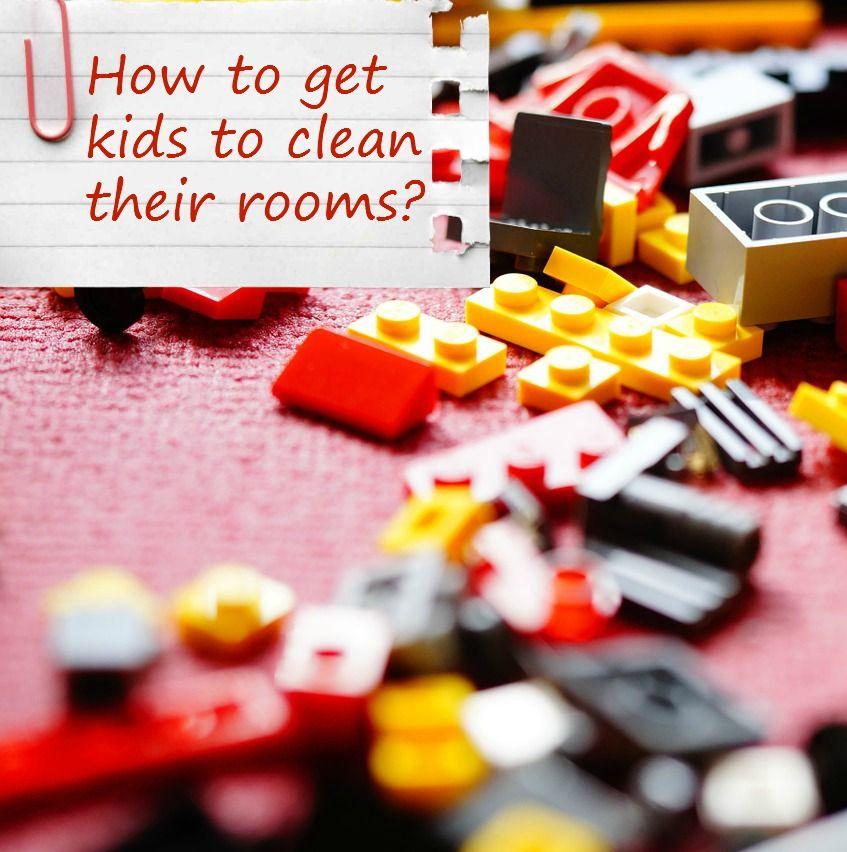 Clean their rooms