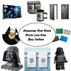 Awesome Star Wars Decor you Can Buy Online