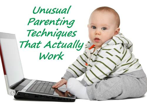 Unusual parenting techniques