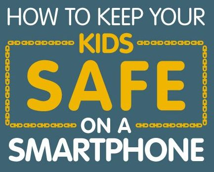 safe on a smartphone