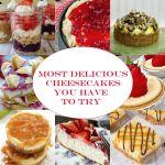 delicious cheesecakes