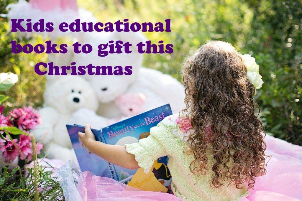 Kids educational books to gift this Christmas